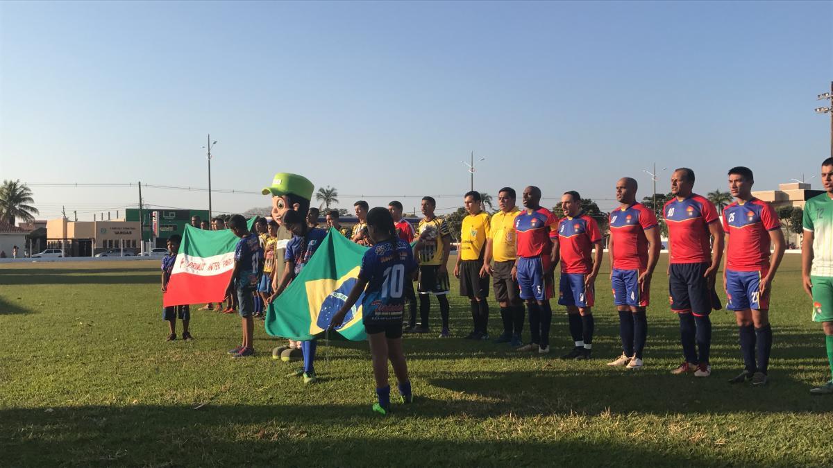 Imagem 201 - Iniciado o Campeonato Municipal de Futebol 2017