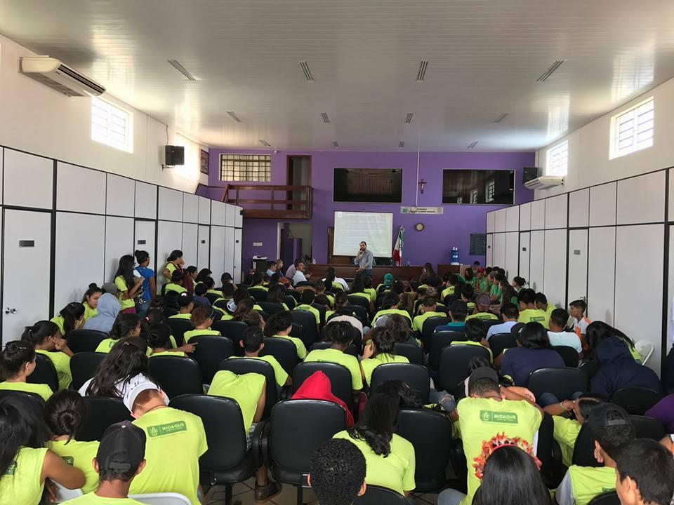 Imagem 273 - Programa Identidade Jovem é lançado em Nioaque