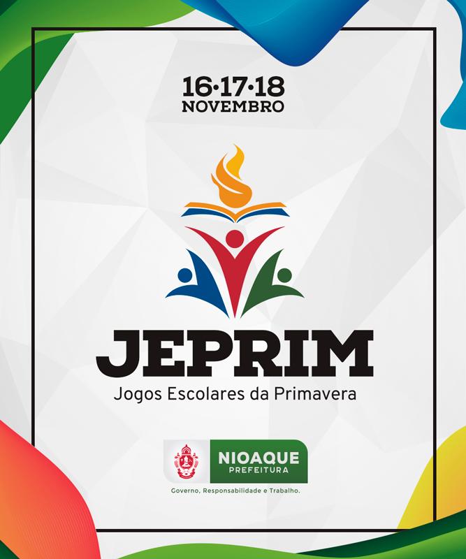 Imagem 275 - Prefeitura de Nioaque realizará JEPRIM (Jogos da Primavera)
