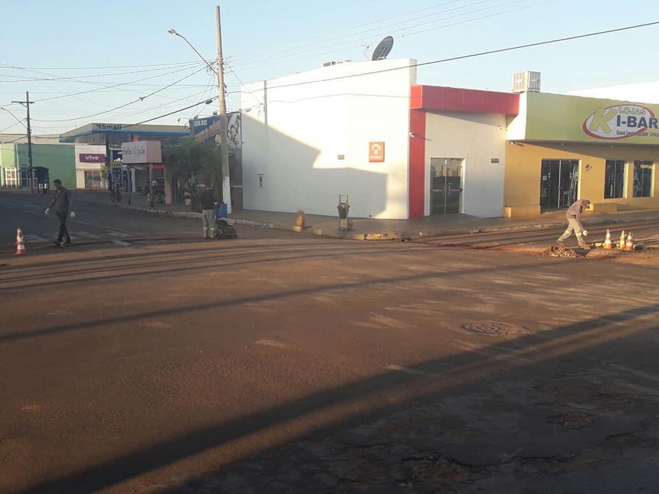 Imagem 386 - Visando segurança, semáforo será instalado na Avenida Visconde de Taunay