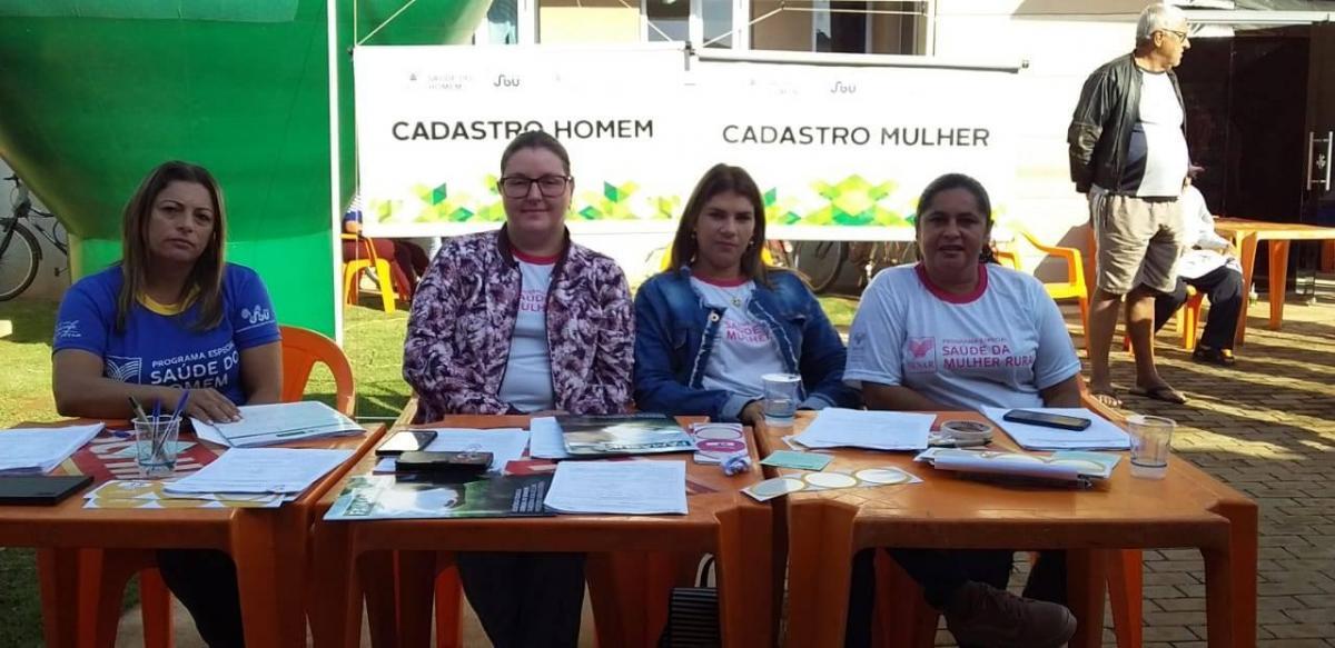 7e8a95d078337e Saúde: Ação do SENAR é realizada em parceria com a Prefeitura de ...