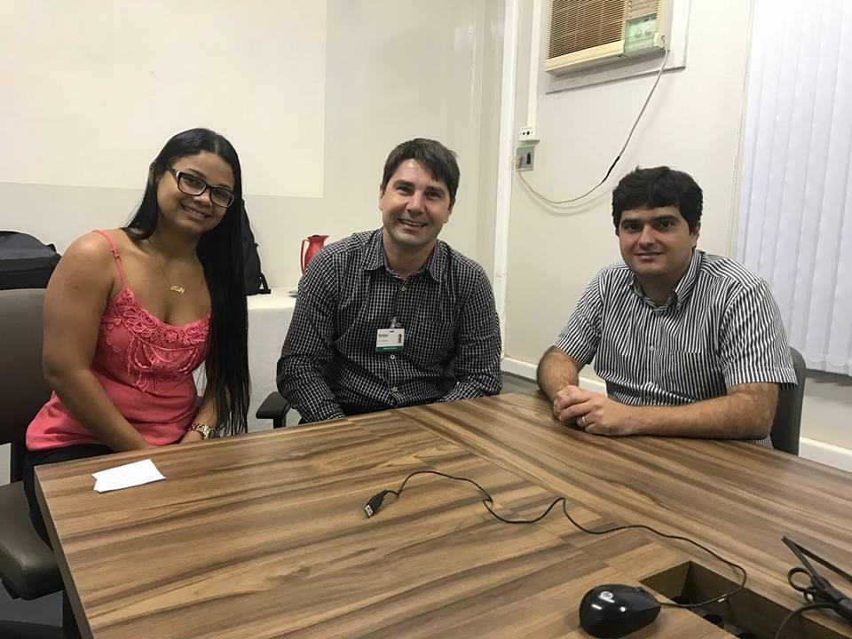 Imagem 113 - Prefeito Valdir Júnior se reúne com Superintendente da Usina Biosev para discutir parcerias